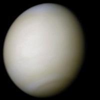 Imagem da superfície de Vênus