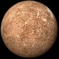 Imagem do planeta Mercúrio